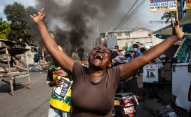 Daily life in Haiti after a series of environmental disasters and political unrest