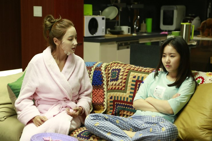 Scene from comedy film 'The Star Next Door' / Courtesy of Storm Pictures Korea