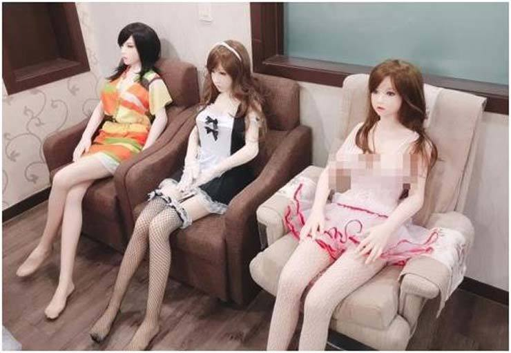 A court ruling allowing the import of life-size sex dolls is prompting controversy here. / Korea Times file