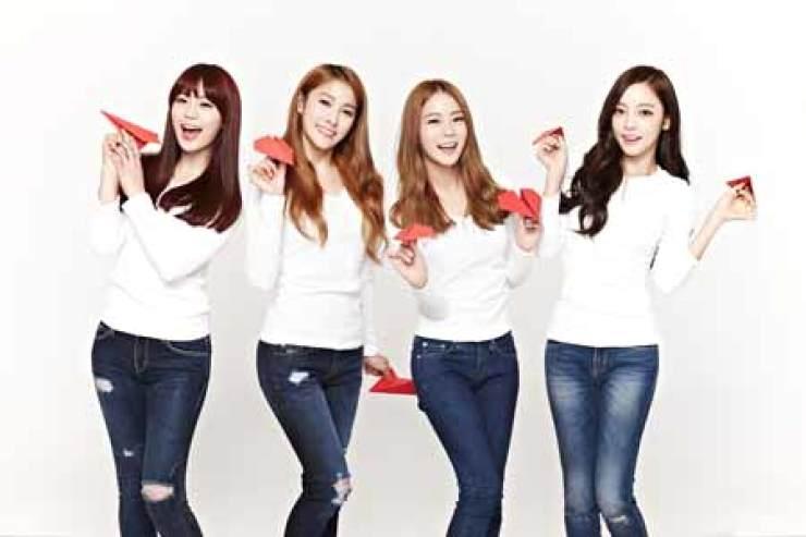 K-pop girl band KARA / Korea Times file