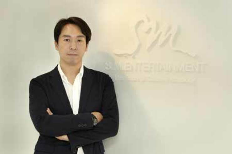 Kim Young-min, CEO of SM Entertainment / Courtesy of SM Entertainment