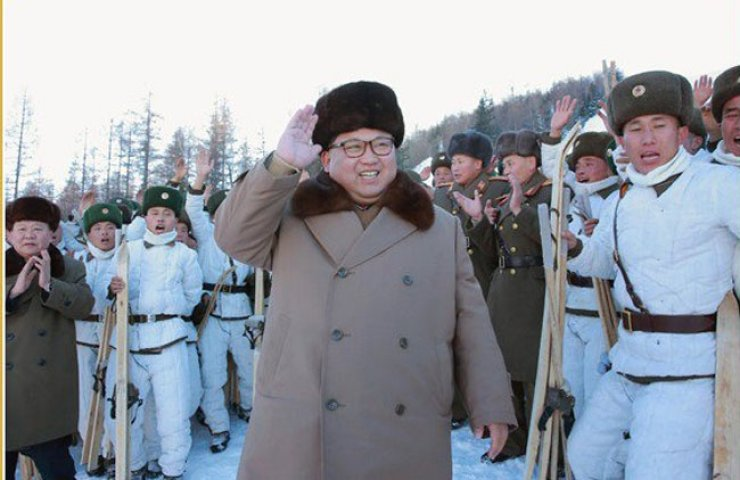 An estimated 164 North Korean members of the Workers' Party of Korea have been executed since Kim Jong-un's rise to power in 2011. / Courtesy of Twitter