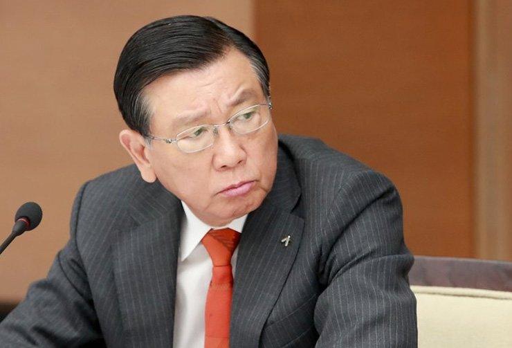Kumho Asiana Chairman Park Sam-koo / Yonhap