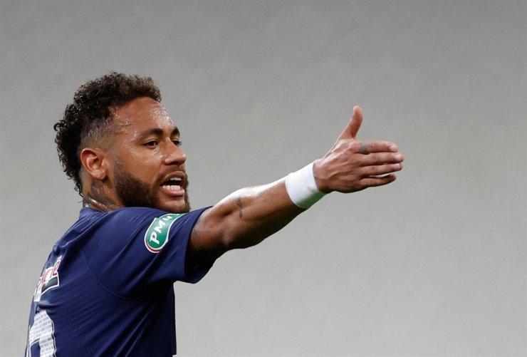 Paris St Germain's Neymar / Reuters