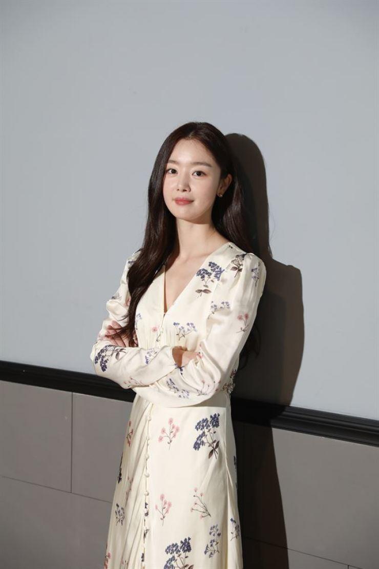 Singer-turned-actress Han Sun-hwa / Courtesy of Cine Sopa