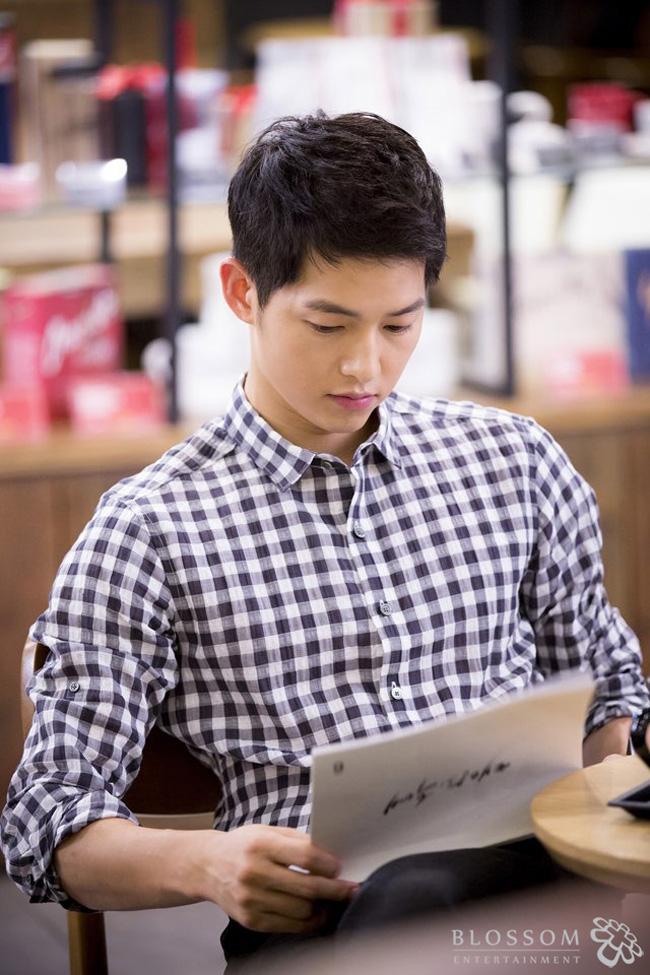 Song Joong-ki / Courtesy of Blossom Entertainment