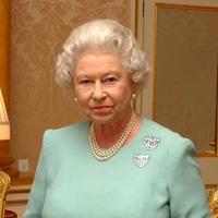 President Vladimir Putin Queen Elizabeth II