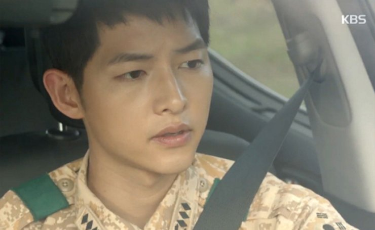 sweetest quotes from descendants of the sun