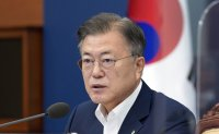 Moon says G-7 summit to be chance for Korea's diplomacy