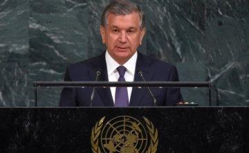 Uzbekistan unveils initiative on creation of regional transport hub
