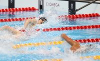 Teen swimmer Hwang Sun-woo finishes 7th in men's 200m freestyle