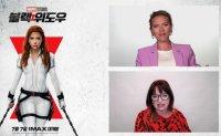 Scarlett Johansson calls 'Black Widow' action film with lots of heart