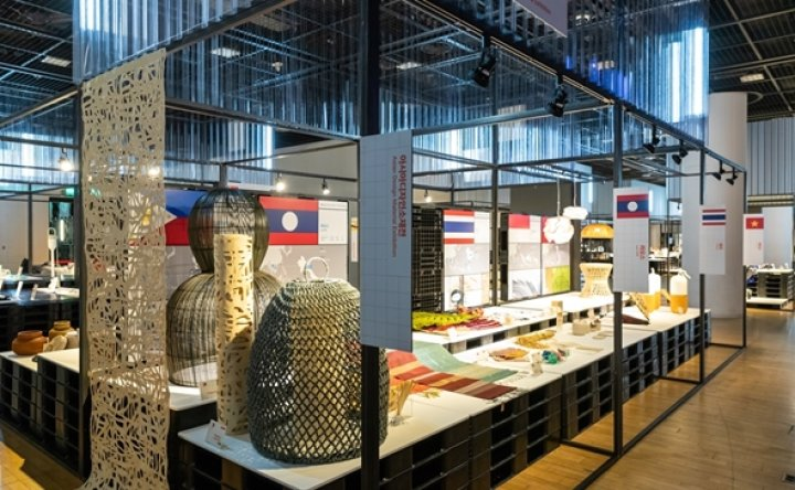 Online exhibition promotes ASEAN design trends