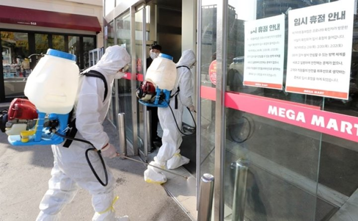 Coronavirus-caused pneumonia leads to South Korea's 2nd virus death