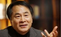 Lee Seung-u wins Yi Sang Literary Award