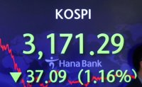 Foreign investors dumping Korean stocks amid 4th COVID wave