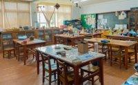 Abandoned rural schools reborn as art galleries, animal shelters