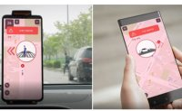 LG Electronics unveils mobile app for pedestrian safety