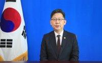 Agricultural minister shares Korea's food security plan at UN meeting