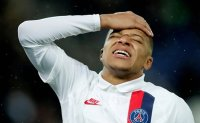Mbappe tests positive for COVID-19