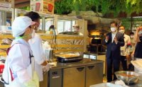 Japan takes issue with Korea's food service center for Olympic athletes