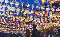 A colorful night at Wonju Hanji Festival [PHOTOS]