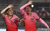 Korea takes step toward redemption with dominant performance in World Cup qualifier