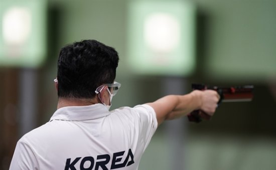 Veteran shooter Jin Jong-oh wraps up 5th Olympics with no medal