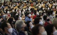 Yoido Full Gospel Church cautiously resumes on-site services [PHOTOS]