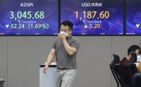 Financial authorities fret over growing volatility on Wall Street