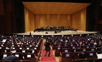 Classical musicians feel the pinch as corporate donations fall