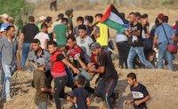 Israel strikes Gaza after border clashes