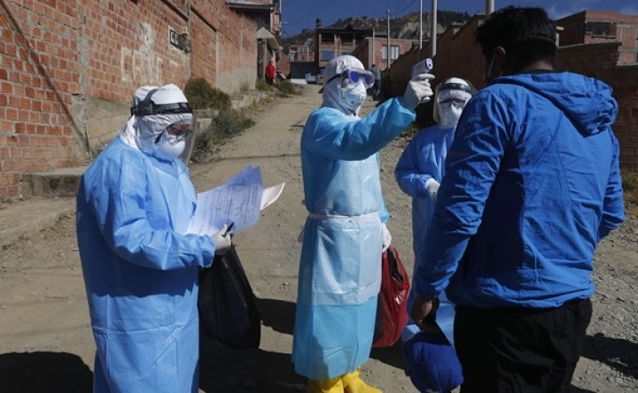 Up 230,000: WHO says yet another daily record of virus cases