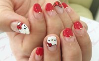For nail art, in US there is only nail, no art