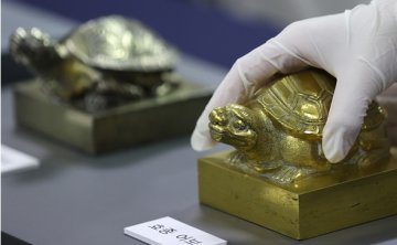 Joseon's national, royal seals returned from US