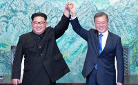 US likely to recognize Panmunjeom Declaration in Moon-Biden statement