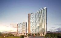 HDC sells IPARK apartments in Cheongju