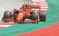 Pressure is mounting on Ferrari after one race of F1 season