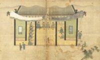Painting of friendship in Joseon Kingdom