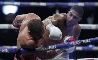 Joshua knocks out Pulev to set up potential Fury fight