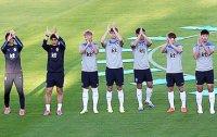 '2 wins, 1 draw for Team Korea'
