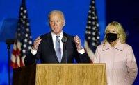 Trump, Biden predict victory in knife-edge US election