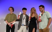 Director Yoon Dae-woen wins 2nd prize in Cinefondation section at Cannes