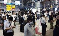 6.1-magnitude quake shakes Tokyo; more than 20 injuries reported