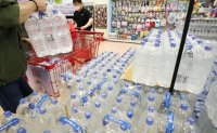 Gov't says label-less bottles among top 3 environmental policies this year