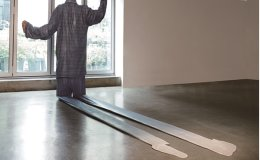 Shadowlike sculptures that sit between reality and illusion