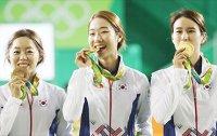 Female archers the invincible