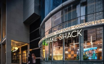 New Shake Shack in Yongsan