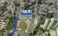 Drones make 3D Seoul map