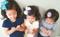 Teaching children to mind manners